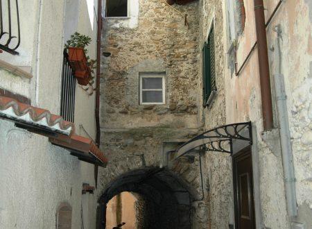 Camporosso (IM), Val Nervia, centro storico