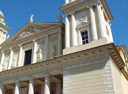 Imperia, Porto Maurizio, Basilica di S. Maurizio