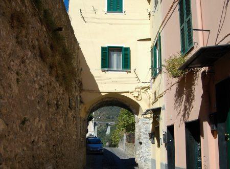 Taggia (IM), Via S. Dalmazzo