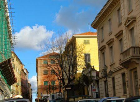 Imperia, Porto Maurizio, Via Felice Cascione