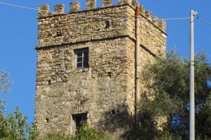 Bordighera (IM), Torre Sapergo