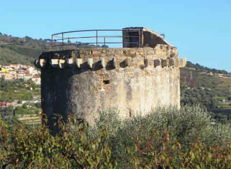 Pompeiana (IM), Torre antibarbaresca di Panei