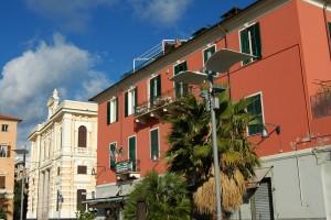 Imperia, Oneglia, Piazza De Amicis