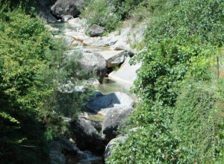 Dolceacqua (IM), torrente Barbaira