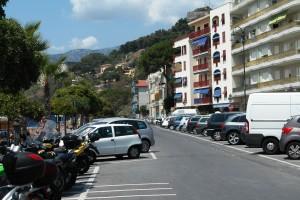 Ventimiglia (IM), passeggiata Marconi