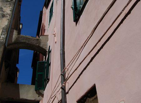 Santo Stefano al Mare (IM), Via Amerigo Vespucci