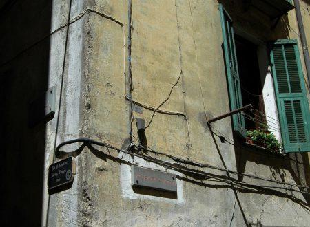Dolceacqua (IM), Via Barberis Colomba
