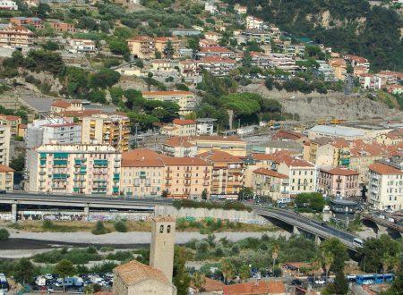 Ventimiglia (IM), scorcio