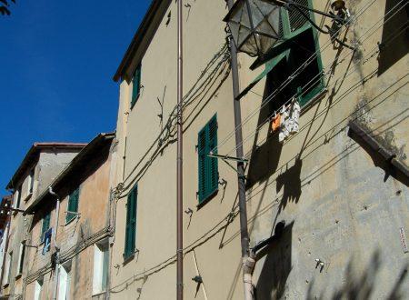 Taggia (IM), Via San Dalmazzo