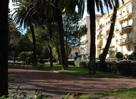 Imperia, Giardini di Piazza della Vittoria