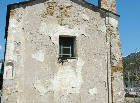 Camporosso (IM), ex Chiesa di S. Andrea