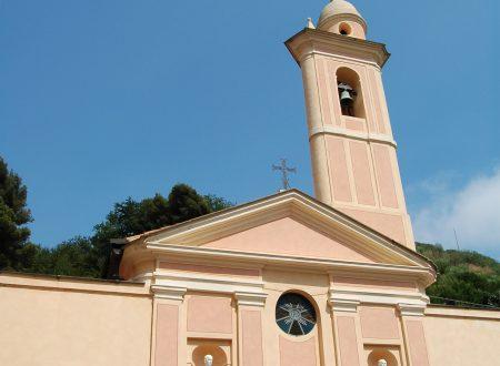 Latte, Frazione di Ventimiglia (IM) – Chiesa Parrocchiale di San Bartolomeo