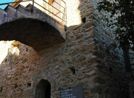 Terzorio (IM): Casa-Torre (XV sec.)
