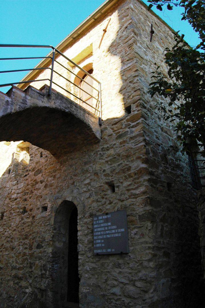 Terzorio im casa torre xv sec condamina for Piani di casa torre allerta
