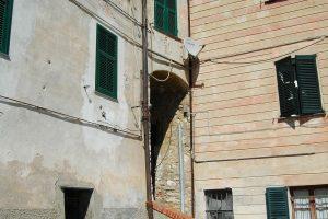 """Imperia, Porto Maurizio – centro storico del """"Parasio"""""""