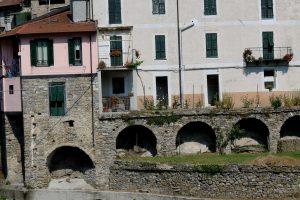 Isolabona (IM), Val Nervia – uno scorcio