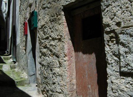 Artallo, Frazione di Imperia – un caruggio