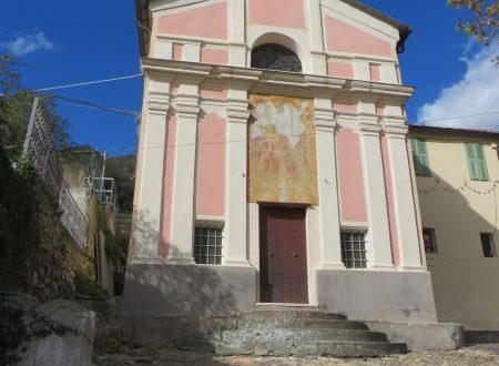 San Giovanni, Frazione di Sanremo (IM), Chiesa di San Giovanni Battista