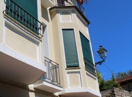 Apricale (IM) – Piazza Vittorio Veneto