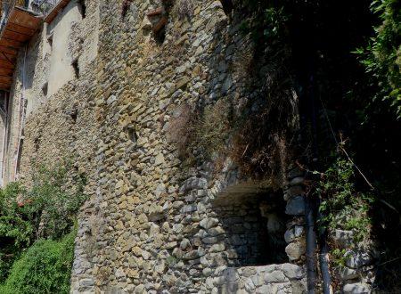 Rocchetta Nervina (IM): lungo torrente