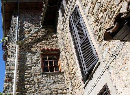 Dolceacqua (IM), rione Borgo
