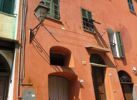San Lorenzo al Mare (IM): centro storico di ponente