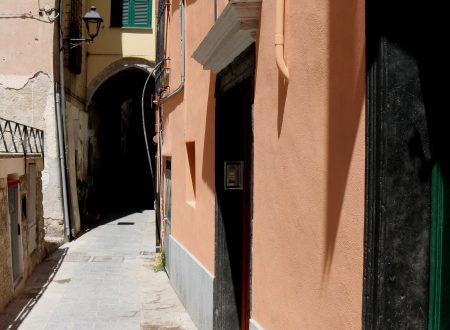 Ventimiglia (IM): Via Giudici