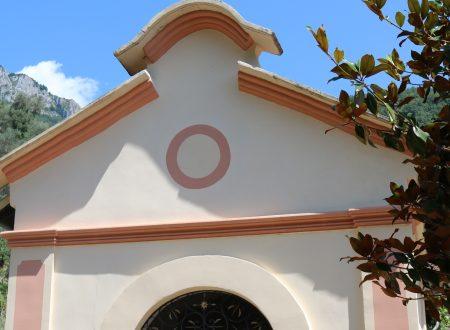 Buggio, Frazione di Pigna (IM): Cappella di San Michele Arcangelo