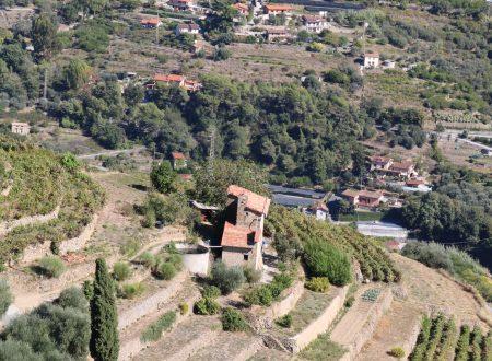San Biagio della Cima (IM): Località Bernà e Cappella della Madonna del Rosario